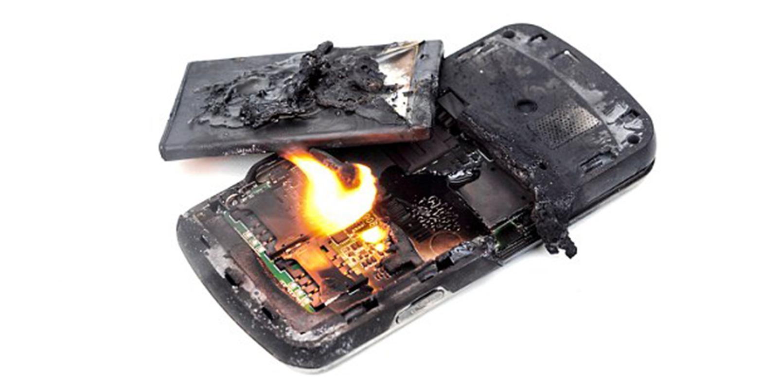 lithium battery fire