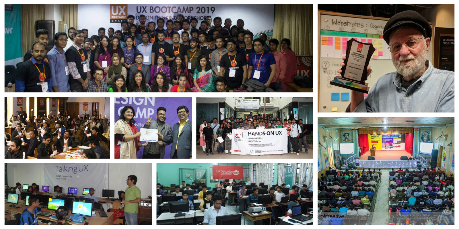 UX Journey in Bangladesh